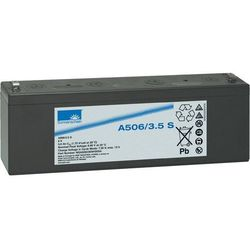 Akumulator żelowy GNB Sonnenschein A506/3,5 S, 6 V, 3.5 Ah