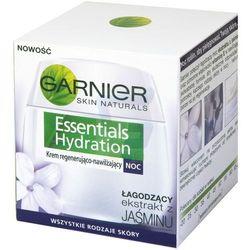 Garnier Essentials Hydration Krem regenerująco-nawilżający na noc 50 ml