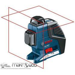 GLL 2-80 P Professional + BM1 + walizka narzędziowa BOSCH Laser płaszczyznowy