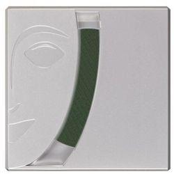 Kryolan CAKE EYE LINER (GREEN) Eye Liner do nakładania na mokro - GREEN (5321)