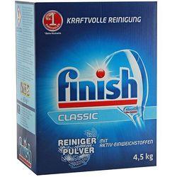 FINISH CALGONIT 4,5kg Reiniger Pulver Niemiecki Proszek do zmywarek