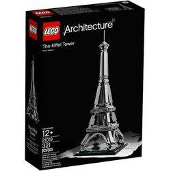 Lego® ARCHITECTURE Wieża eiffla 21019