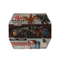 Bakugan: Armored Alliance. Baku-Gear Pack - Trox Ultra + Baku-Gear, Pegatrix Ultra, Howlkor, Nillious (6056037/20122677). Wiek: 6+