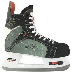 Łyżwy hokejowe NILS EXTREME NH401S (rozmiar 37)