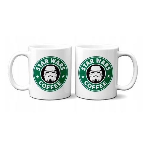 KUBEK 300ml Star Wars Coffee Time