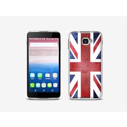 Foto Case - Alcatel Idol 4S - etui na telefon - flaga UK