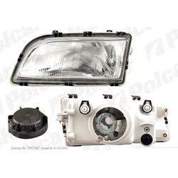 lampa przednia, reflektor świateł przednich S40/V40 (VS/VW), 07.1995-07.2000
