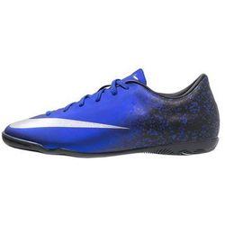 Nike Performance MERCURIAL VICTORY V CR7 IC Halówki deep royal blue/metallic silver/racer blue/black