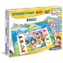 Quiz CLEMENTONI Interaktywny Quiz Basic