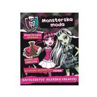 Monster High. Monsterska Moda (opr. broszurowa)