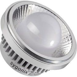 Żarówka LED sygonix 28865c39, 15 W = 120 W, 1000 lm, 3000 K, ciepła biel, 12 V, 15000 h