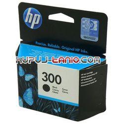 HP 300 czarny oryginalny tusz do HP Deskjet F4580, HP Deskjet F4200, HP Deskjet F4210, HP Deskjet F2480, HP ENVY 110, HP Deskjet F2420