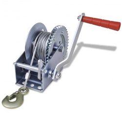 Wciągarka ręczna 544 kg Zapisz się do naszego Newslettera i odbierz voucher 20 PLN na zakupy w VidaXL!