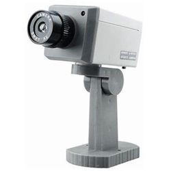 Obrotowa Atrapa Kamery (na ruch)+Mrugająca Dioda LED.