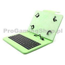 FlexGrip Sprawa z klawiaturą dla GoClever Tab R83.2 MINI, Green