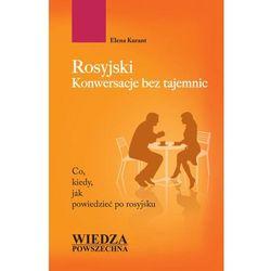 Rosyjski Konwersacje bez tajemnic (opr. miękka)