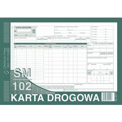 Karta drogowa SM/102 sam.cięż. Michalczyk&Prokop 801-1 - A4