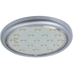 Oprawy meblowe zewnętrzne LED 3 szt aluminium