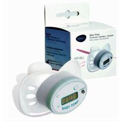 Termometr dziecięcy cyfrowy Baby Temp smoczek NT-01 1 sztuka