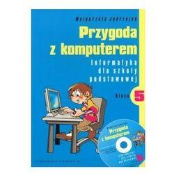 Informatyka SP KL 5. Podręcznik. Przygoda z komputerem. (opr. miękka)