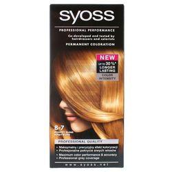 Syoss Farba do włosów 8-7 Miodowy Blond