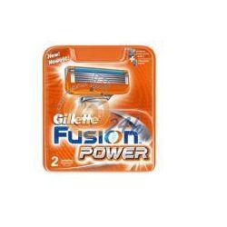 Wkłady do maszynek Gillette Fusion Power (2 sztuki)