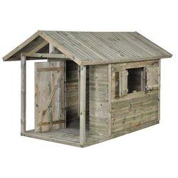 Domek Dla Dzieci Jakob 150 X 2425 X 160 Cm Sobex