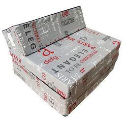 Fotel materac składany 200x70x10 cm - NATURE