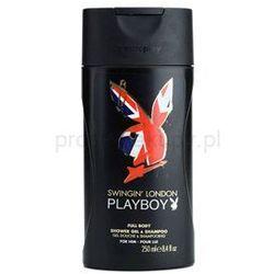 Playboy London żel pod prysznic dla mężczyzn 250 ml + do każdego zamówienia upominek.