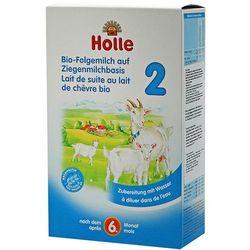 HOLLE 2 400g Mleko kozie następne dla dzieci od 6 miesiąca w proszku B