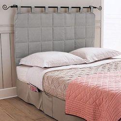 Wezgłowie łóżka, pikowane