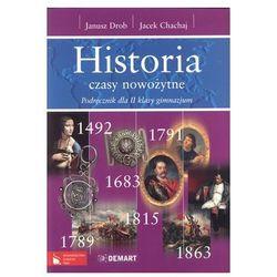 Historia, klasa 2, Czasy nowożytne podręcznik, 2006, Demart