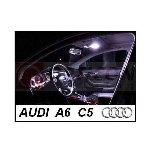Audi A6 C5 Zestaw Oświetlenie Wnętrza Led 19 żarówek