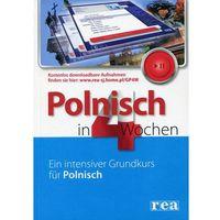 Polnisch In 4 Wochen + Audio Cd (opr. miękka)