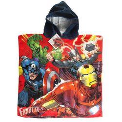 Ręcznik kąpielowy ponczo Avengers