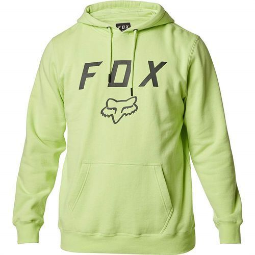 bluza FOX - Legacy Moth Po Fleece Lime (334)