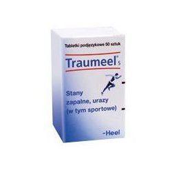 HEEL Traumeel S x 50 tabletek