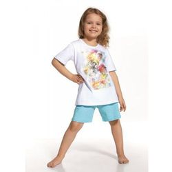 Piżama Cornette Kids Girl 787/31 Follow Your Dreams kr/r