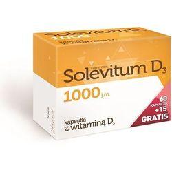 Solevitum D3 1000 60kaps