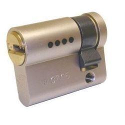 Wkładka Mul-T-Lock, mosiężna, jednostronna MC 40 31/9 EB