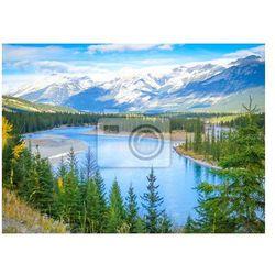 Fototapeta Piękny krajobraz Kanady, Alberta, Kanada