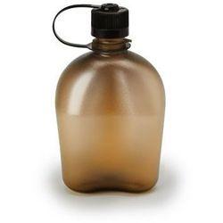 Butelka menażka na wodę Nalgene 1L brązowa - Brązowy