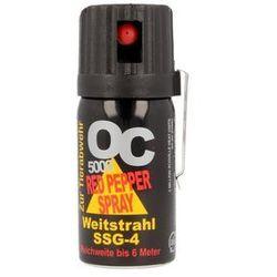 Gaz pieprzowy KKS OC 5000 Gel 40ml Stream (510001)