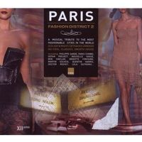 Paris Fashion District Vol. 2 (CD)
