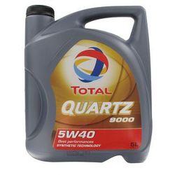 Olej Total Quartz 9000 5W40 5L