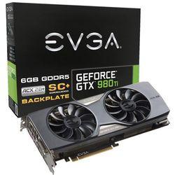 EVGA GeForce GTX 980Ti 6144MB 384bit SC+ GAMING
