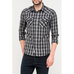 Koszula Lee Western Shirt Black