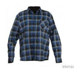 Koszule flanelowe LahtiPro niebieskie