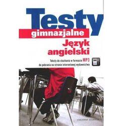Testy gimnazjalne - Machaj Izabela, Żelazna Tamara (opr. miękka)
