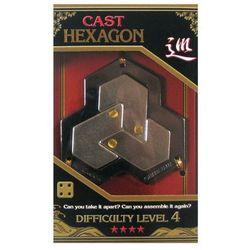 Łamigłówka Cast hexagon - poziom 4